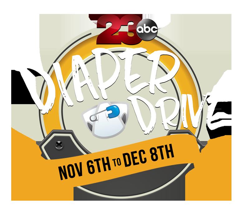 Diapers diaper drive
