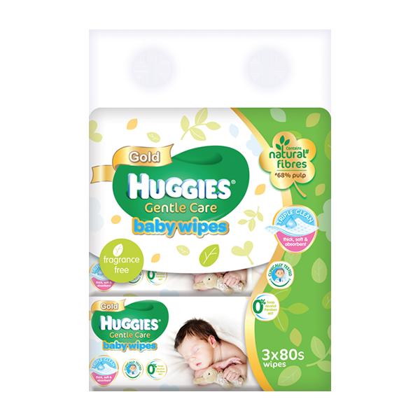 Huggies gentle care baby. Diaper clipart diaper wipes