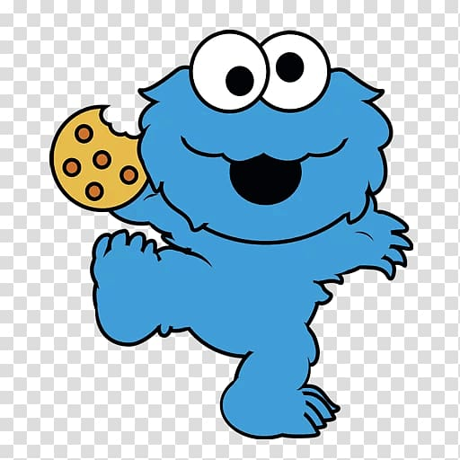 Cookie monster biscuits biscuit. Elmo clipart drawing