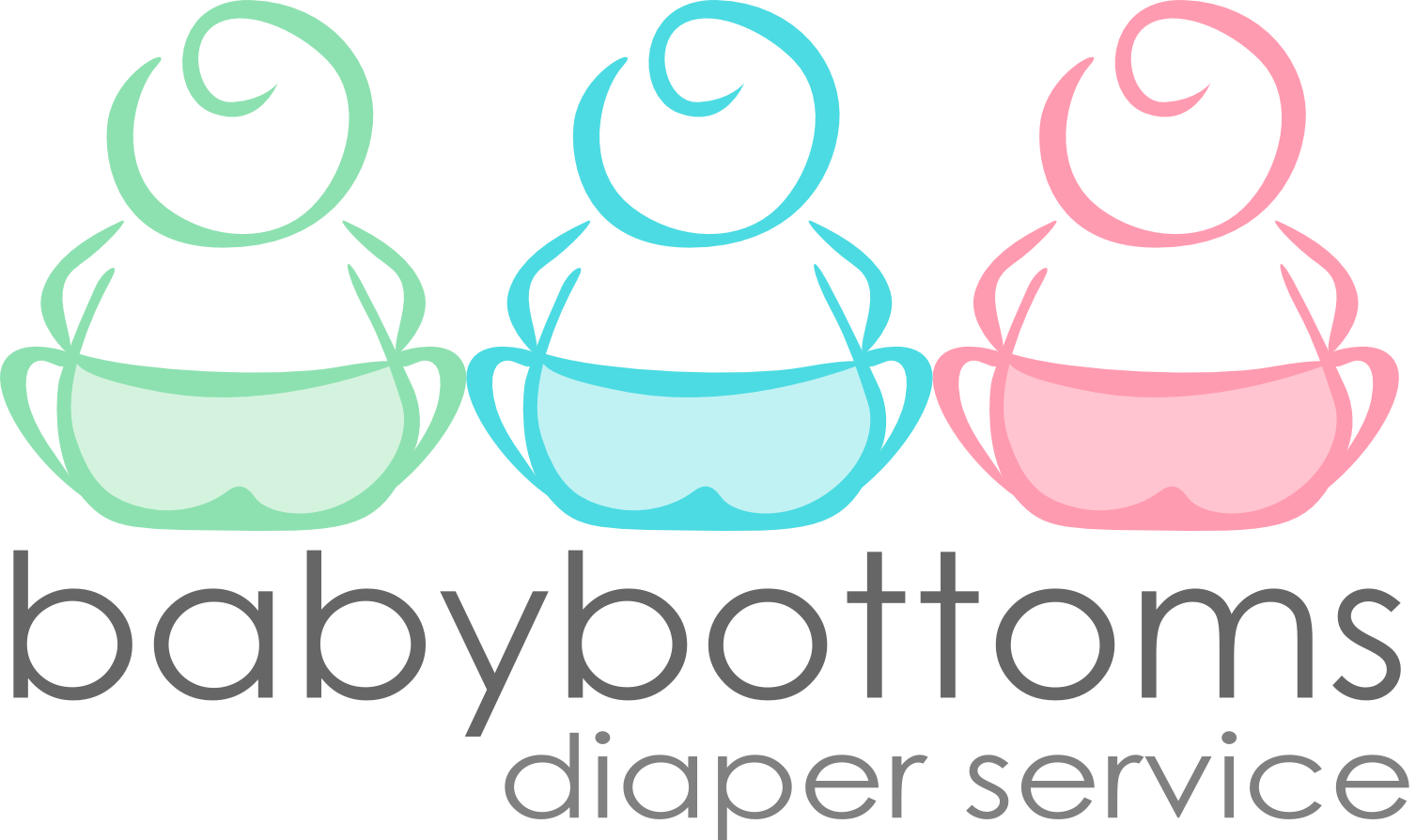 Diapers clipart pink diaper. Cloth service in akron