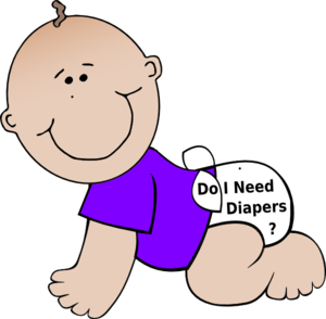 Diapers clipart. Baby clip art at