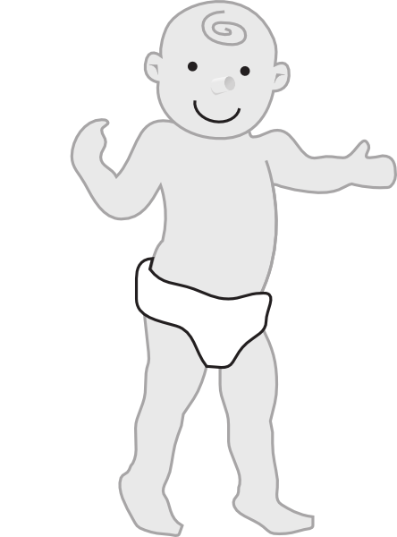 Diapers clipart baby walking. Toddler in clip art