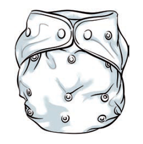 Free download best . Diapers clipart cloth diaper