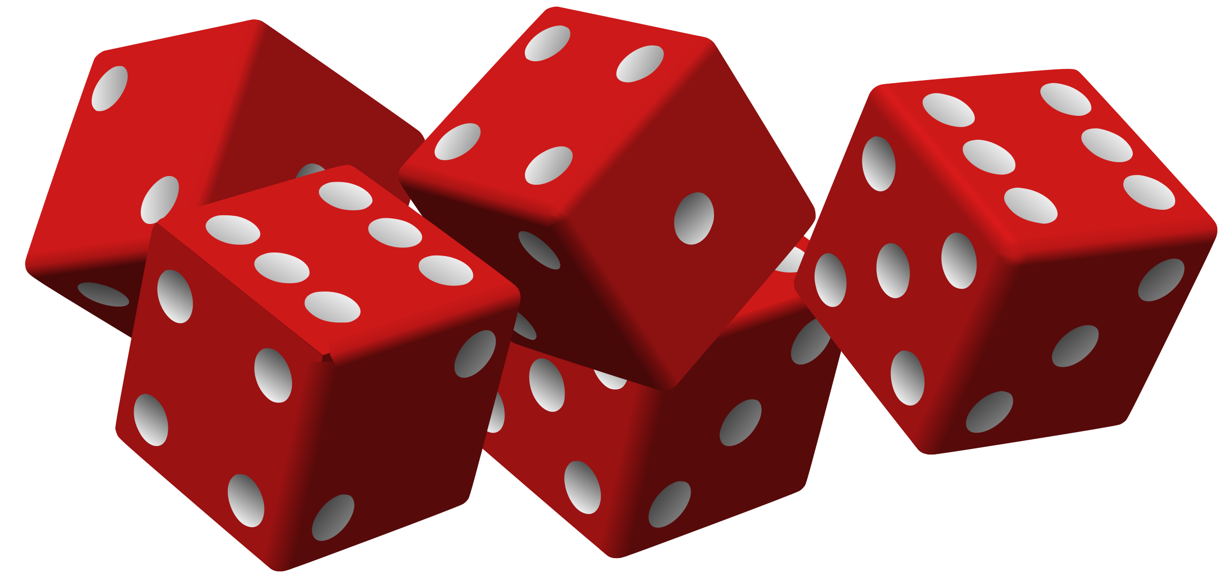 Holidays clipart casino.  collection of dice