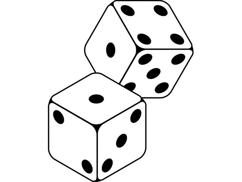 Download for free png. Dice clipart casino dice