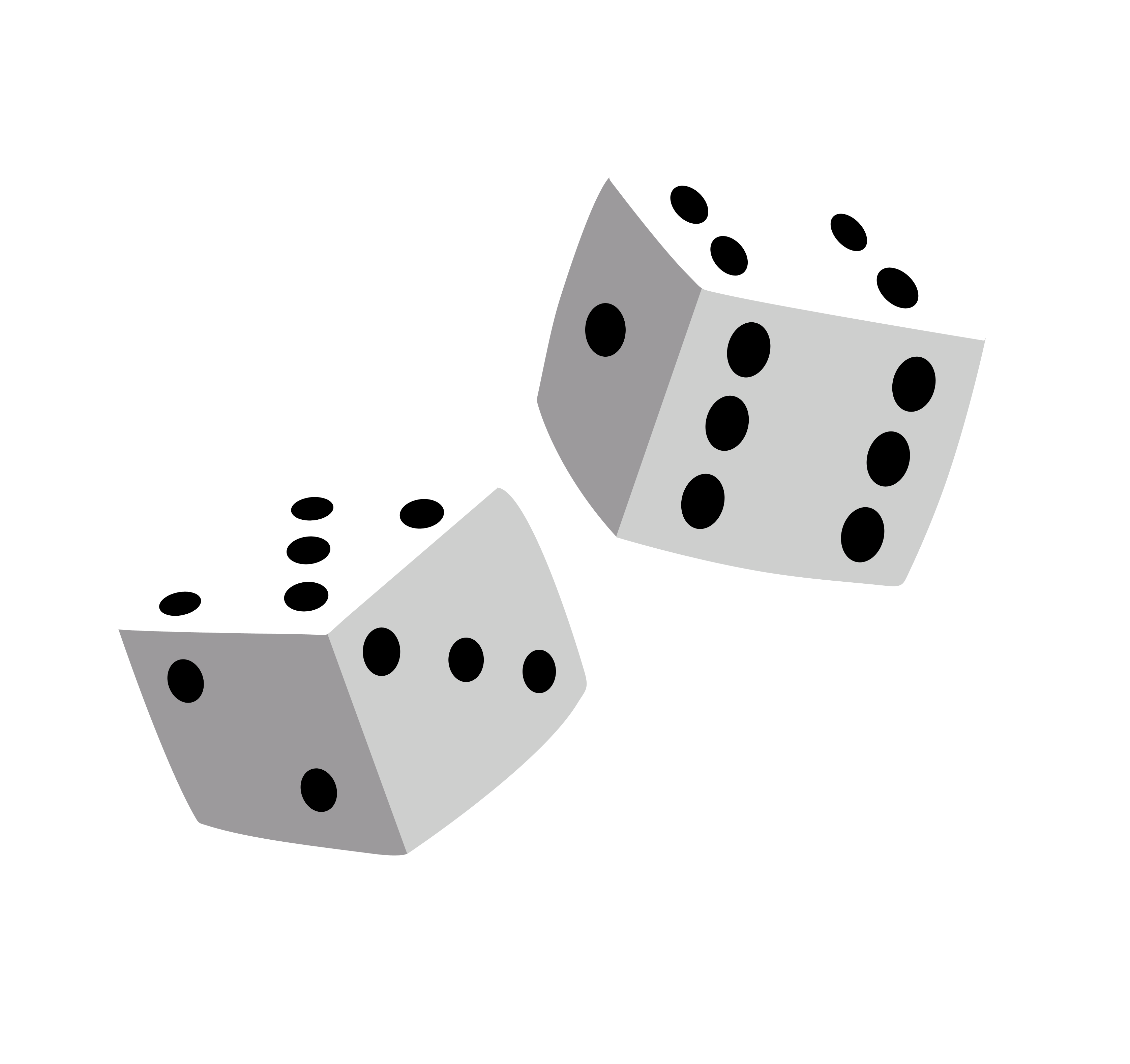 Dice clipart casino dice. Transparent png pictures free