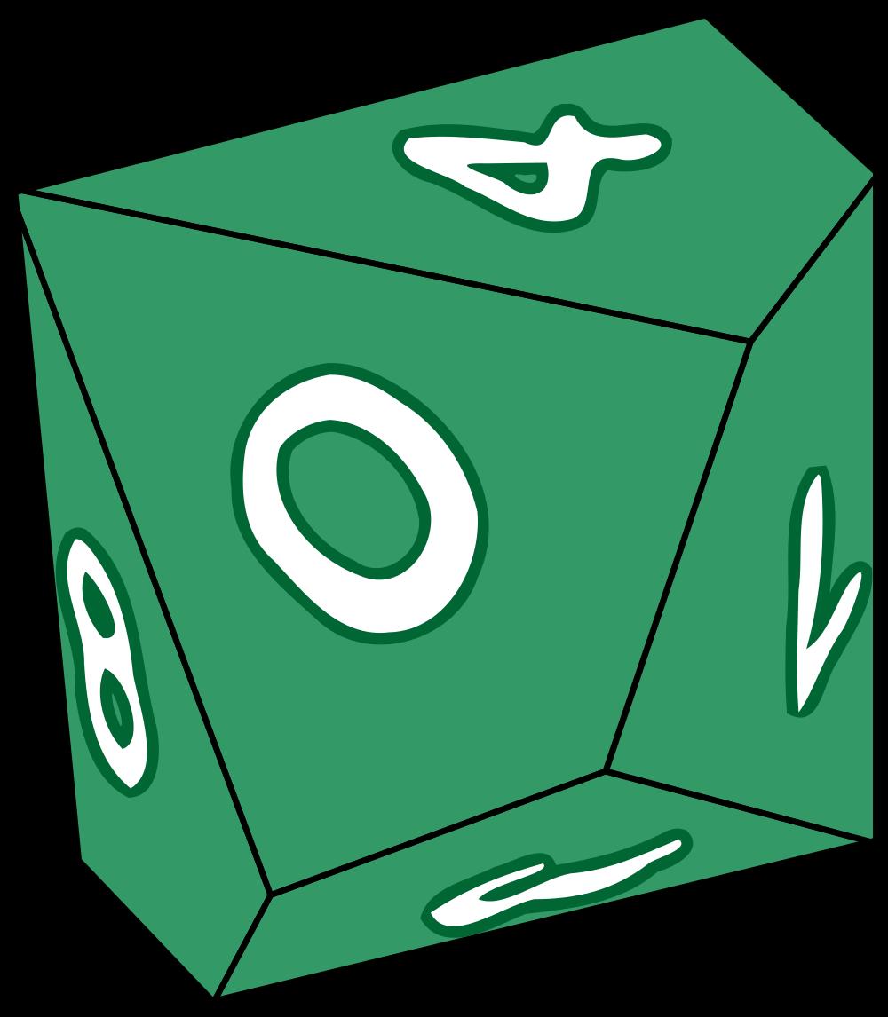 Square clipart dice. D frames illustrations hd