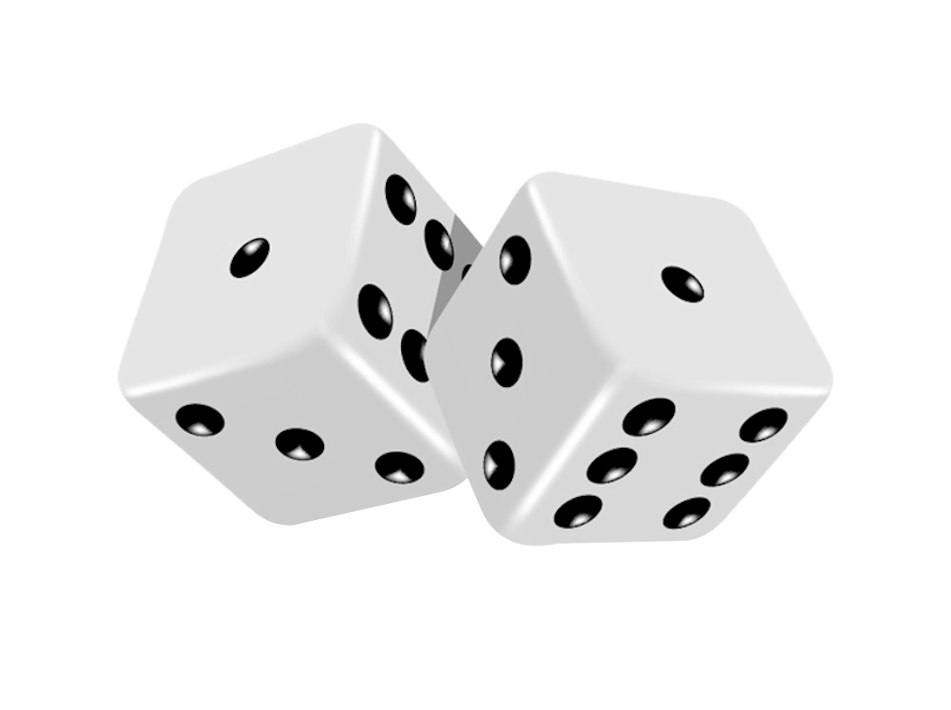 Monopoly game clip art. Gaming clipart dice card