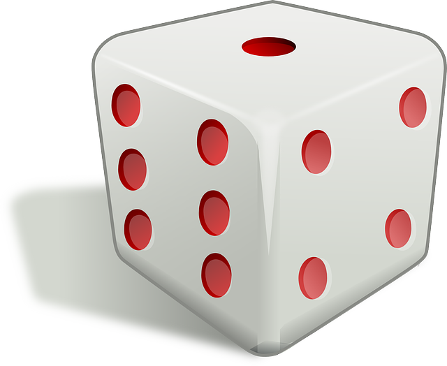 Dice clipart d10. Free photo game d