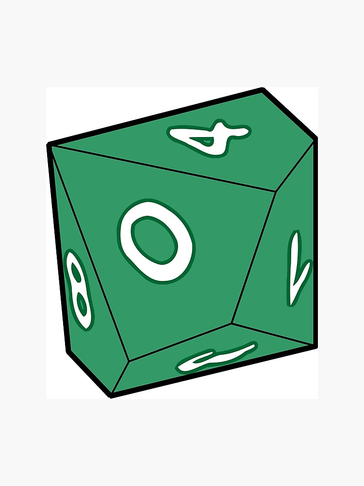 sided d photographic. Dice clipart d10