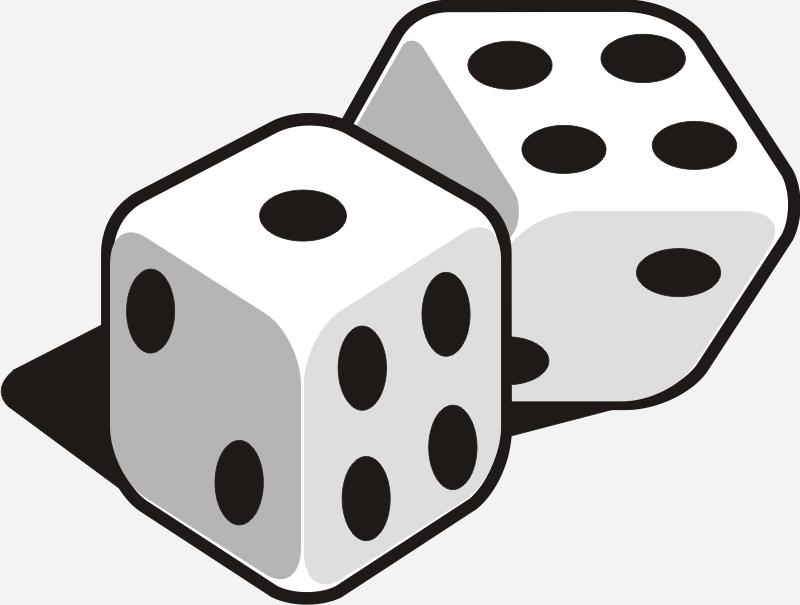 Dice clipart gamble. Gambling blog clip art