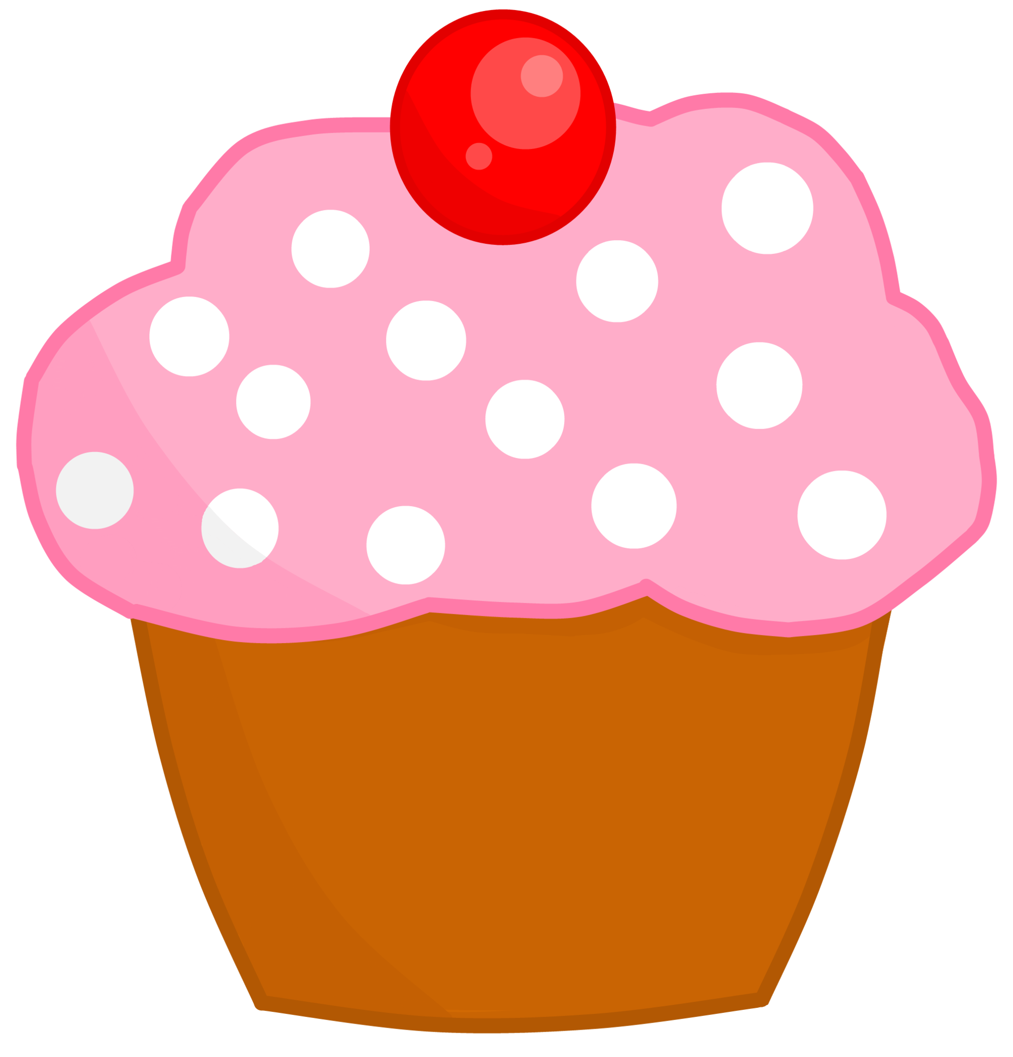Object mayhem wiki fandom. July clipart gold cupcake