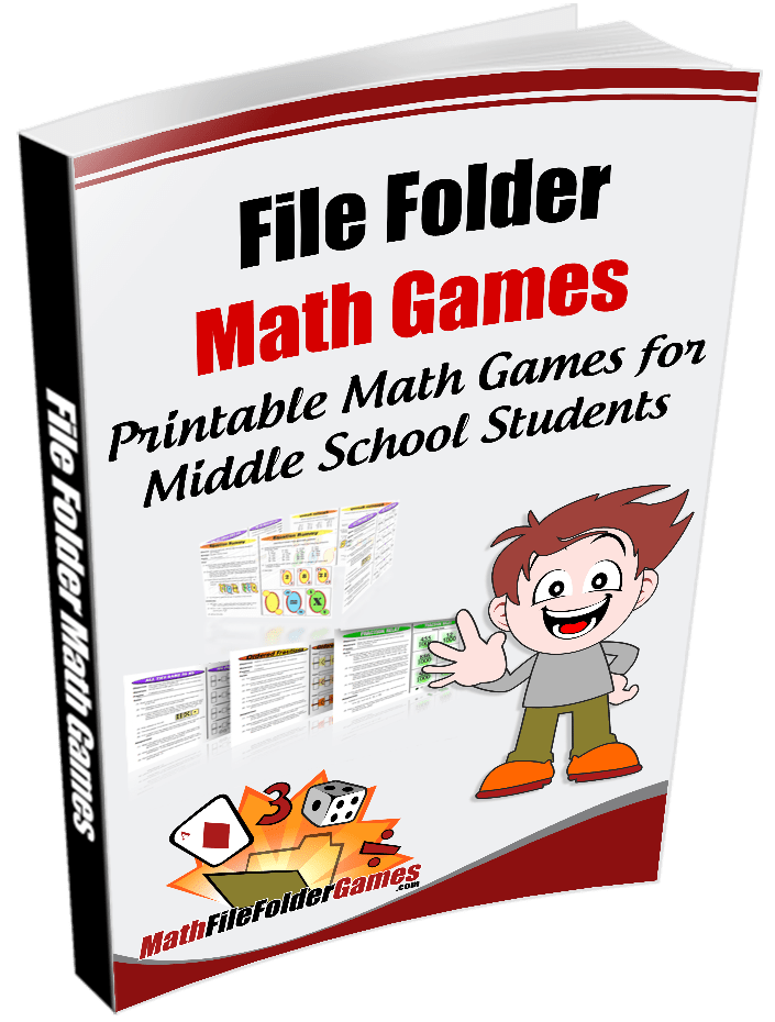 Math clipart high school. Printable middle games for