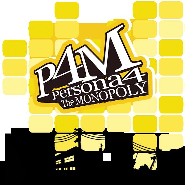 Persona the . Games clipart monopoly board