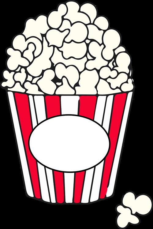 Free to use popcorn. Dice clipart public domain