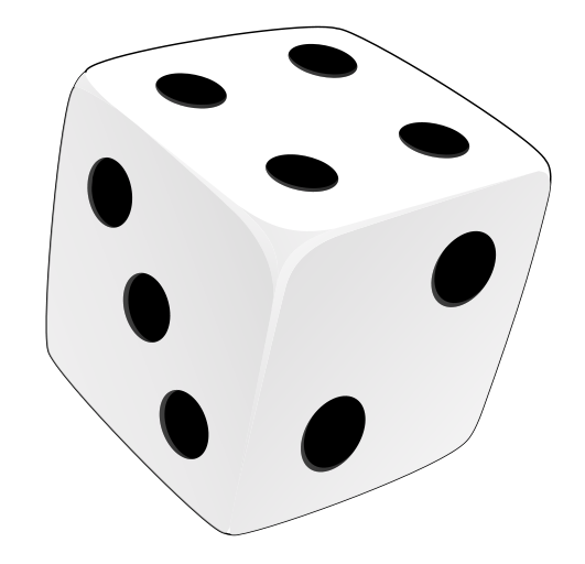 Free images of download. Dice clipart public domain