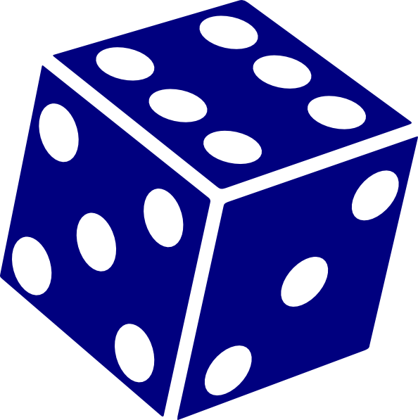 Dice clipartix. Game clipart ludo