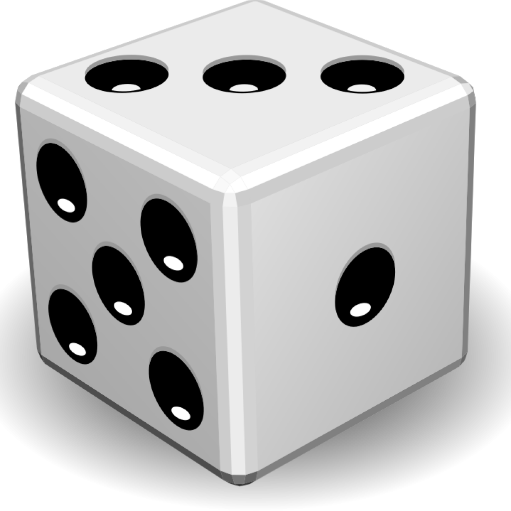 Birthday hatenylo com free. Number 1 clipart dice