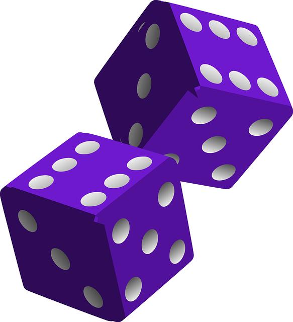 Purple clipart announcement. New series random information