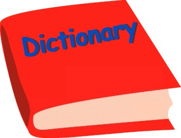 Free cliparts download clip. Dictionary clipart