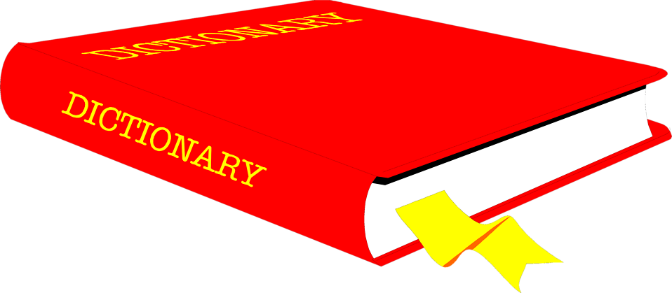 Dictionary at getdrawings com. Clipart books clear background