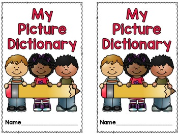 Dictionary clipart a to z. Picture