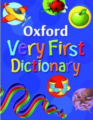 Dictionary clipart big book. Oxford very first clare