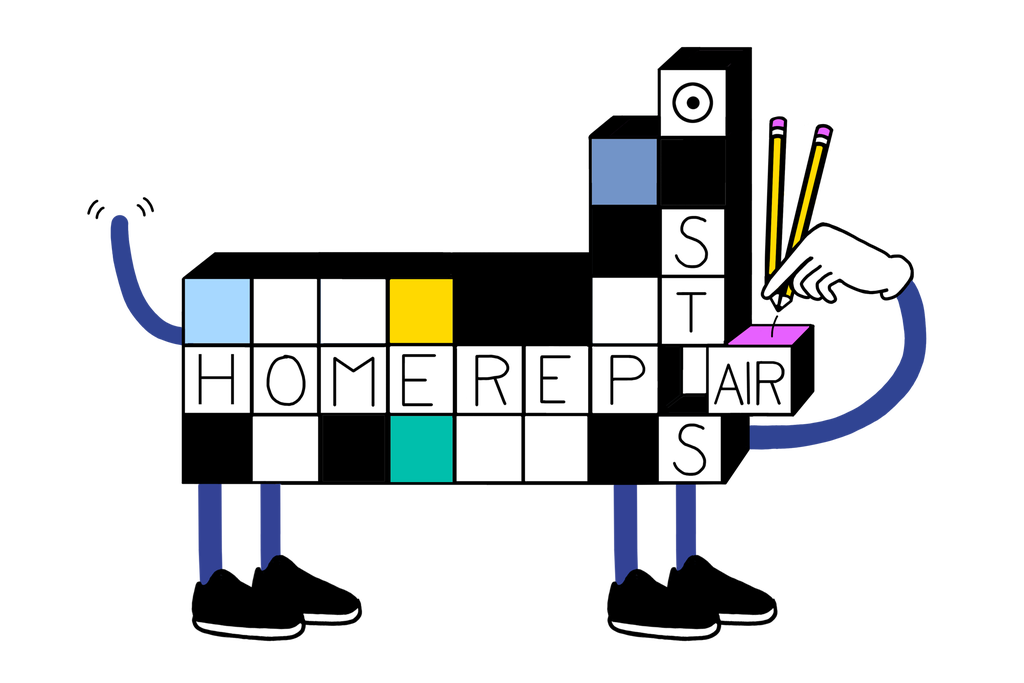 How to solve the. Motivation clipart crossword