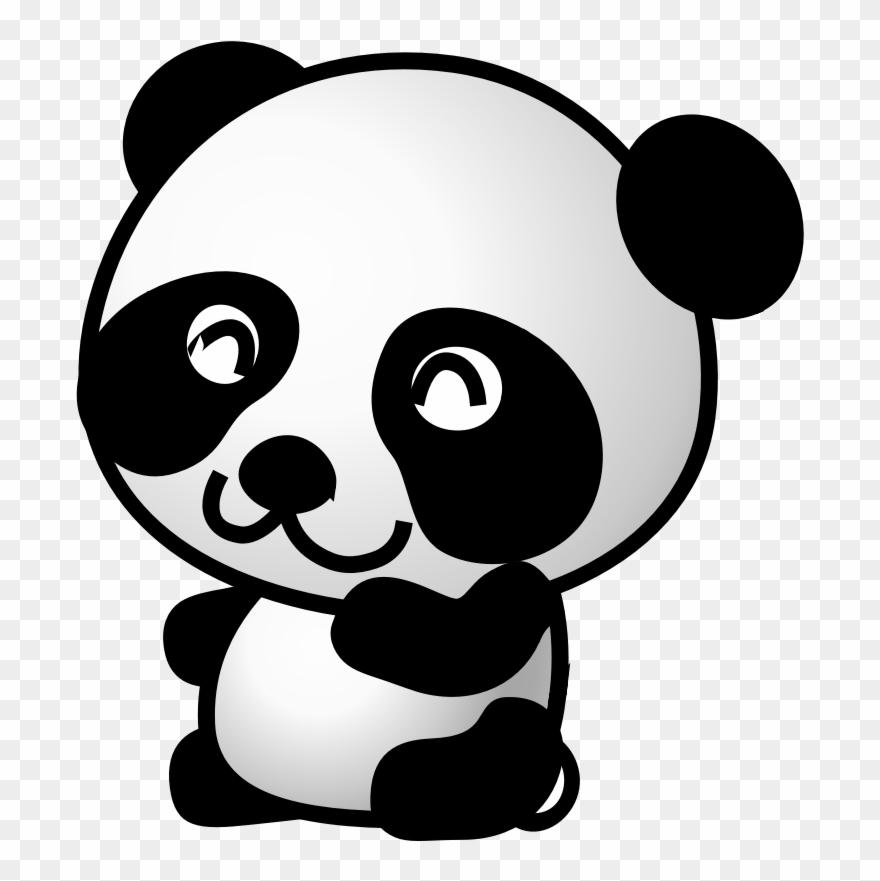 Dictionary clipart cute. Clip art panda png