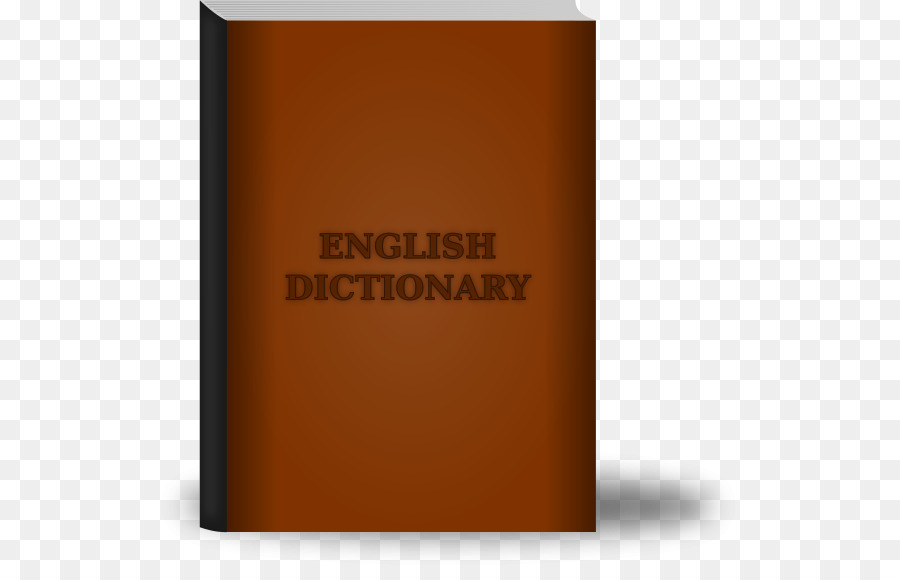 Dictionary clipart dictionary book. Picture cartoon png download