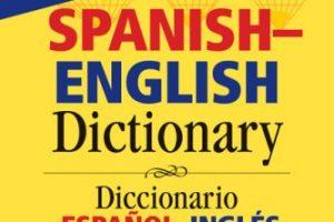Portal . Dictionary clipart dictionary spanish