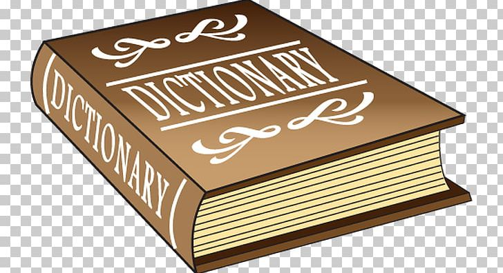 Dictionary clipart dictionary thesaurus. Com png book box