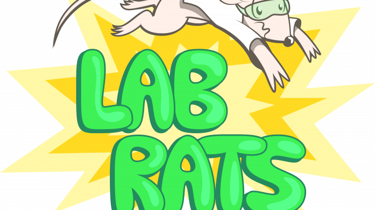 Rats the syn science. Geology clipart bio lab