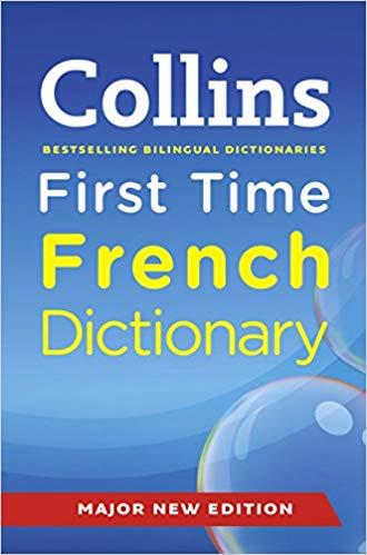 Collins first time primary. Dictionary clipart french dictionary