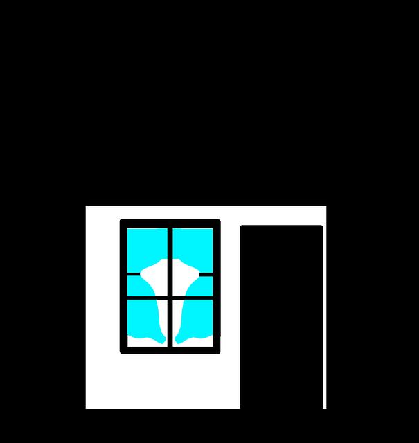 Dictionary clipart interpretation. House is a symbol