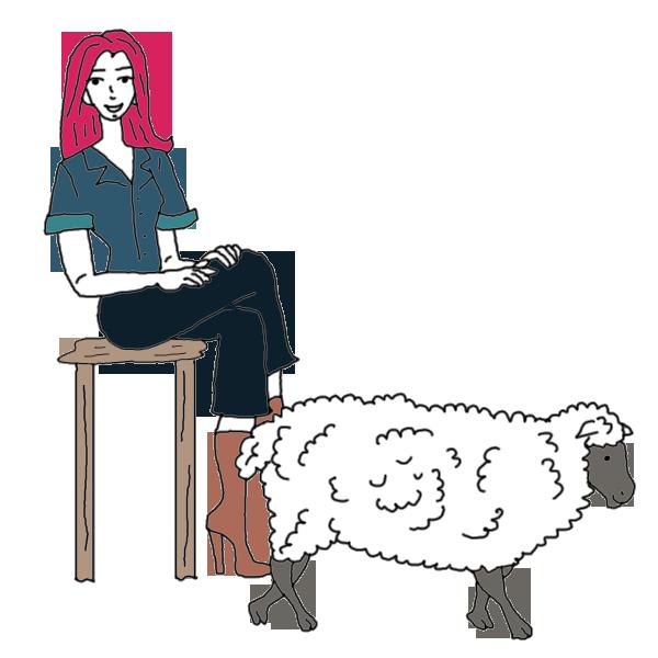 Dictionary clipart interpretation. Sheep dream interpret now