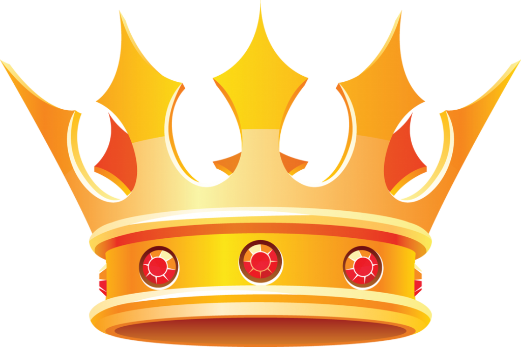 Dictionary clipart interpretation. King dreams meaning and