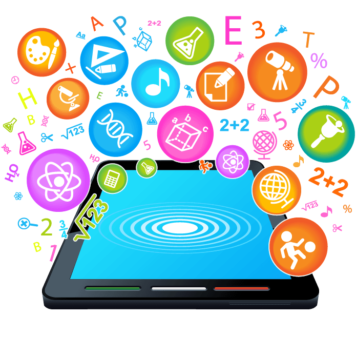 Online resources for children. Dictionary clipart library research
