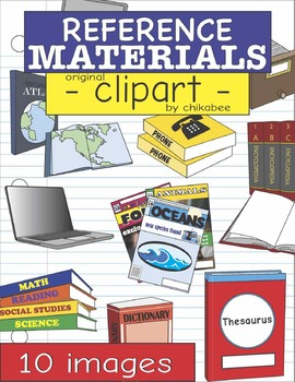Reference materials lesson worksheets. Dictionary clipart refrences