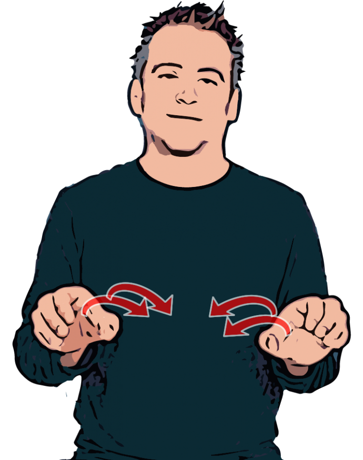 British sign language bsl. Dictionary clipart science dictionary