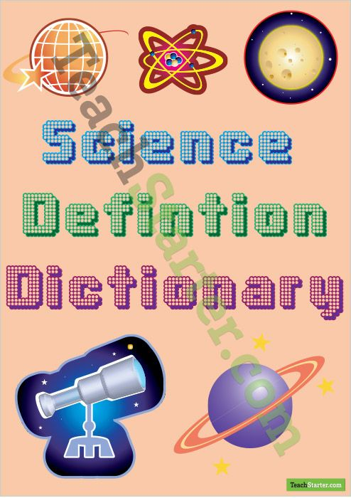 Dictionary clipart science dictionary. Definition teach of