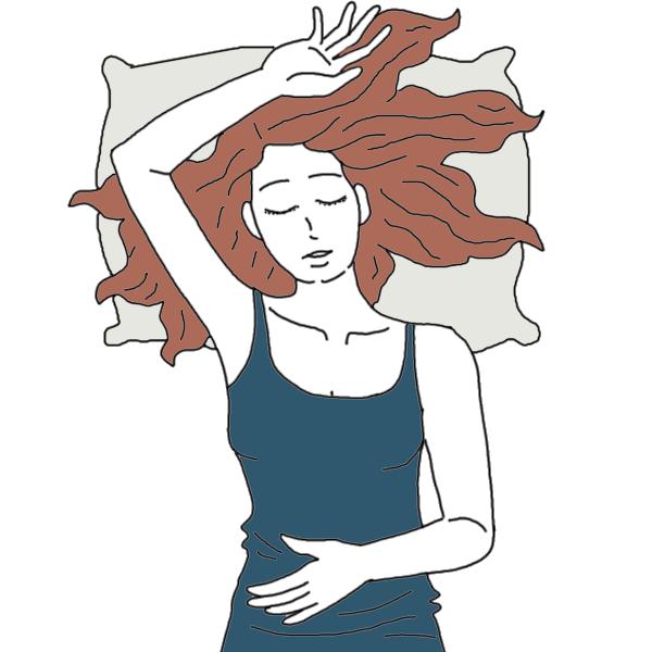 What do dreams mean. Dreaming clipart sleep study