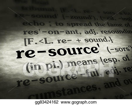 Dictionary clipart source. Stock illustration respect black