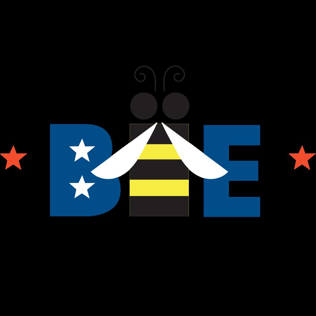 Bee logo panda free. Spelling clipart word choice