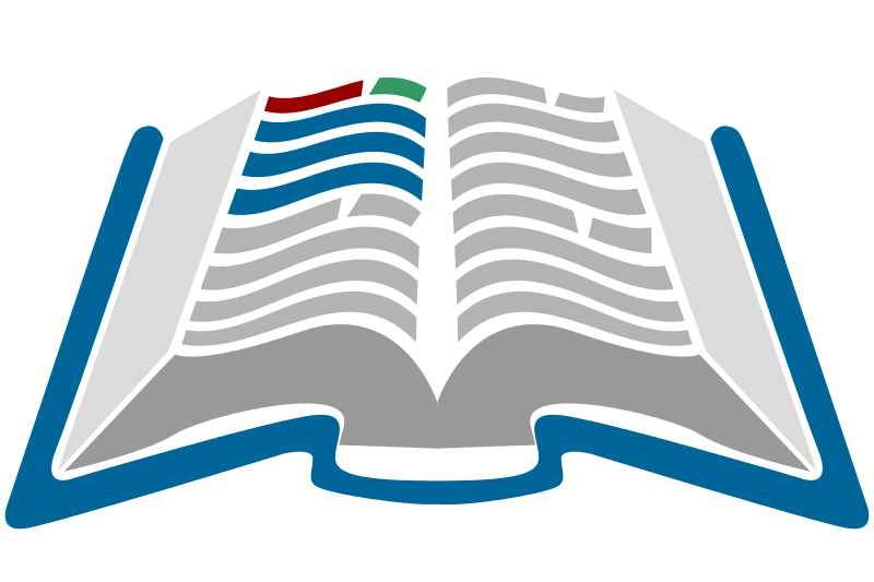 Dictionary clipart svg. File wikt bookdictionary logo