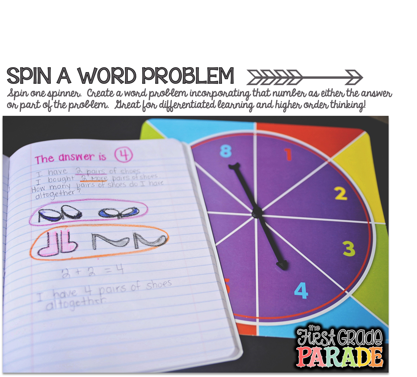 Focus clipart problem solving. In the primary grades