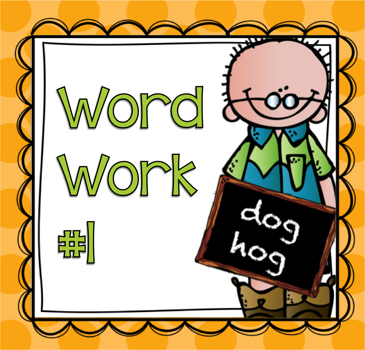 Dictionary clipart word work center. Free download best on