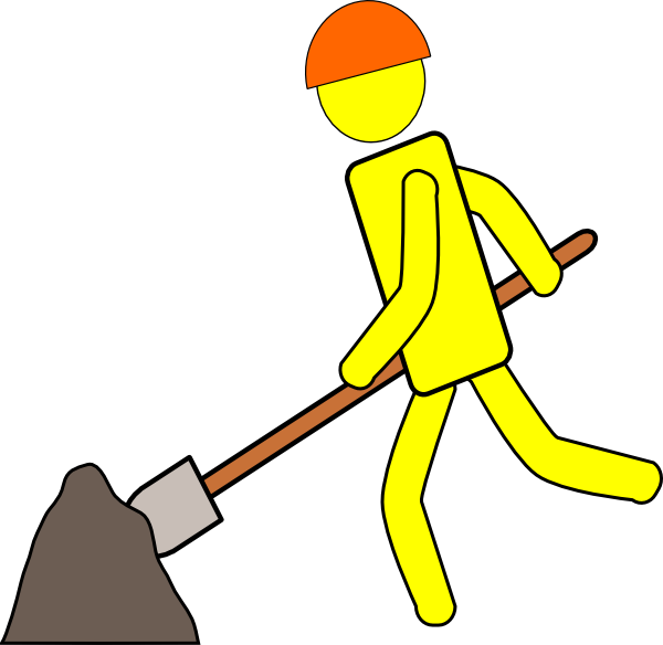 Dirt clipart archaeological dig. Clip art at clker
