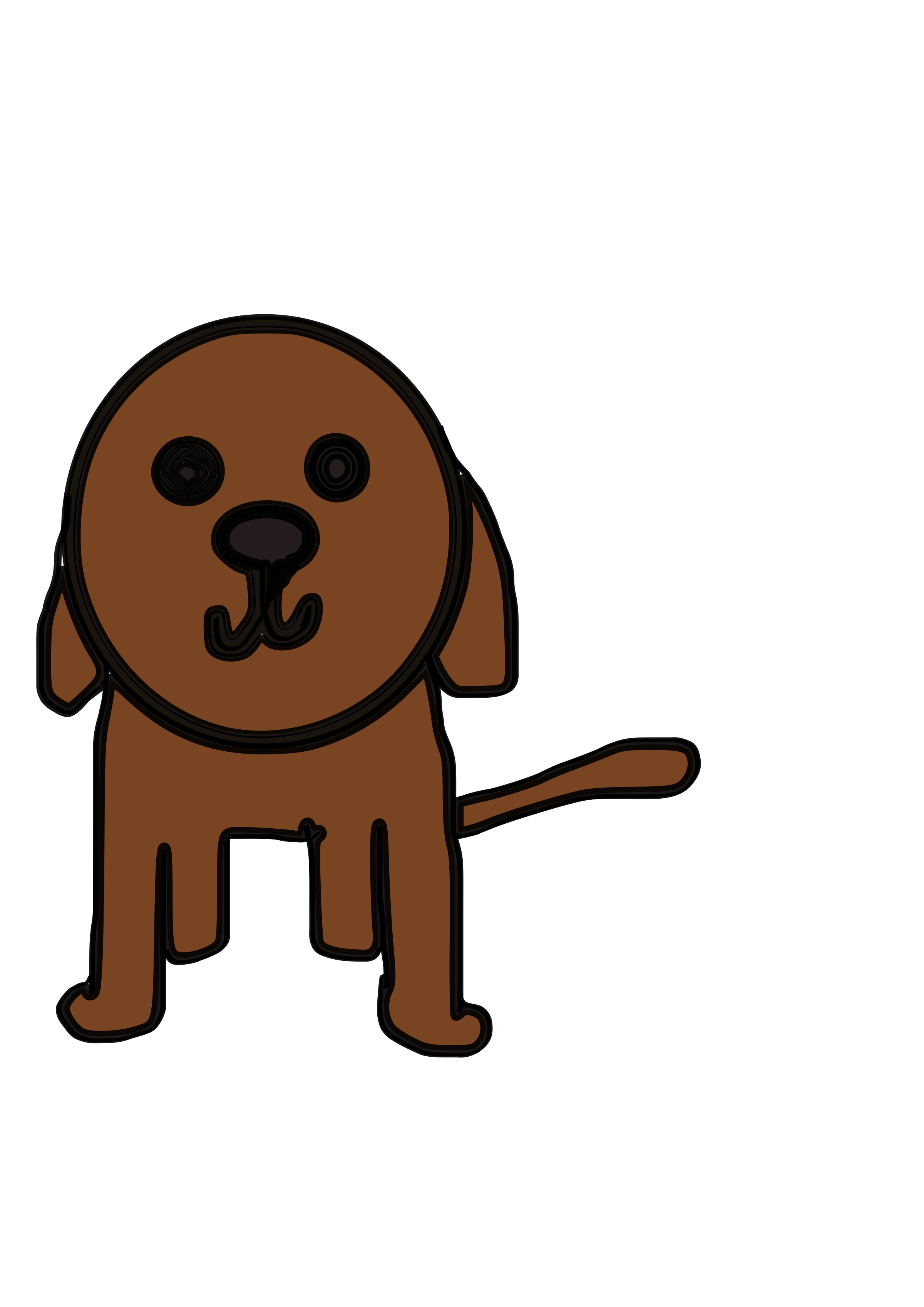 Dig clipart dog. Little big image png