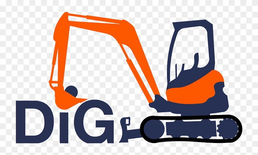 Plumbing . Dig clipart excavation